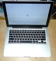 "APPLE MACBOOK PRO 15"" 2009 with 500GB HD"