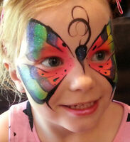 Pro face painter, Mai Art Expressions(face painting and tattoos)