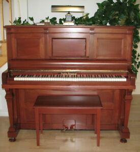 piano antique (début 1900)