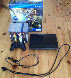 SONY PS3 - 250GB - Adult Owned Bundle
