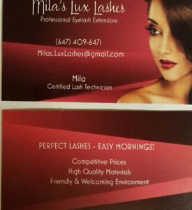 SPRING PROMOTION-30% OFF! Classic Mink Eyelash Extensions.