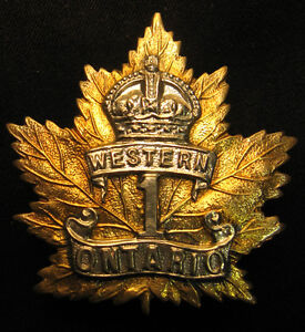 Wanted: World War 1 Cap Badges, Medals ~ Wanted ~ London Ontario image 1