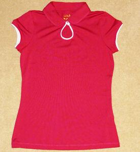LOLE Cap Sleeve Polo - Size Small (Like-New)