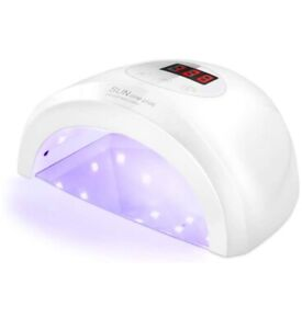 BRAND NEW 48W LED UV Nail Polish Dryer Lamp with Timer