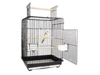 Cage for Small Parrots.