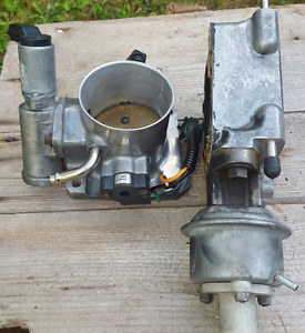 Mustang throttle body 70mm