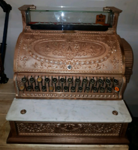 antique NATIONAL CASH REGISTER model 337...WORKING..BEST OFFER