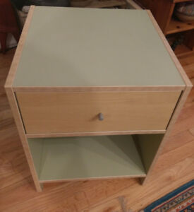 Nightstand / Bedside Table with Drawer