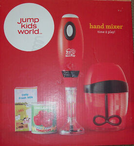 Toy Hand Blender with Batteries