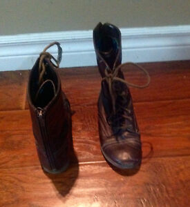 Size 3 Girls boots Kitchener / Waterloo Kitchener Area image 1
