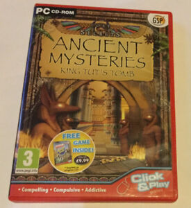 PC game Ancient Mysteries
