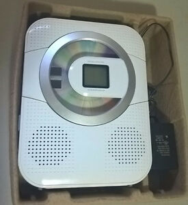 Shower CD Player FM Radio CD100