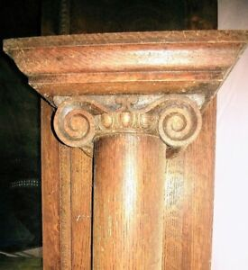 Fireplace Mantle c. 1900-1915