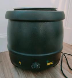 Buffalo Soup Kettle Cauldron
