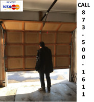 Garage door repairs Garage door Opener installation Call 24/7