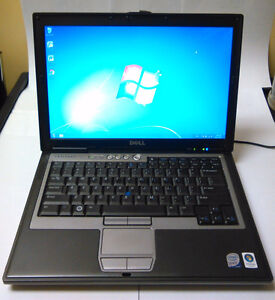 Dell D630 LAPTOP/WIN 7/CORE 2 DUO 2.2 Ghz/3 Gb RAM/HD 80 Gb