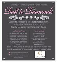 Dust to Diamonds Fundraiser