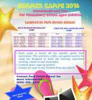Educational Summer Camps at Park Street School