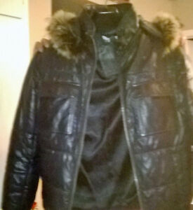 Winter Jacket from Dimitri Leather Store