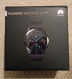 Brand new. Sealed. Smartwatch HUAWEI GT2, 46mm
