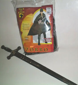 Zorro Adult Costume by Rubies Costume Company