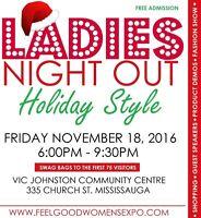 VENDOR CALL!! Ladies Night - Holiday Style