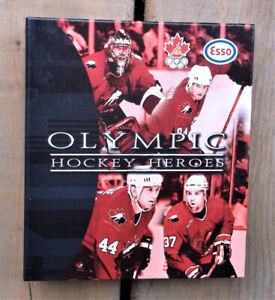 Olympic Hockey Heroes 1998 Nagano games by ESSO