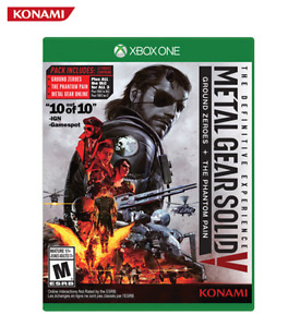Metal Gear Solid V:The Definitive Experience (Xbox One)