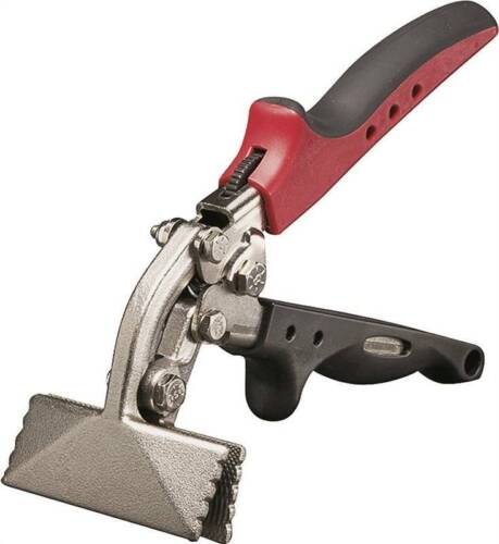 NEW Malco Redline S3R SIDING Hand Seamer TOOL with Forged Jaw Black Red 6506240