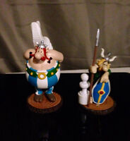 Asterix & Obelix Chess Game Figurines
