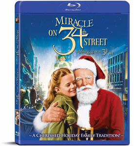 X-mas: Miracle on 34th St. NEW  SEALED
