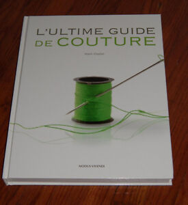 Ultimate Sewing Bible Modus Vivendi Book (in French) How to Sew West Island Greater Montréal image 1
