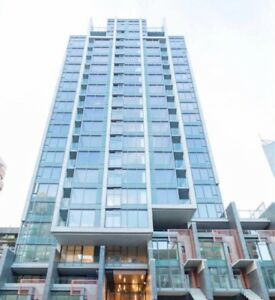 Vancouver Downtown /1 Beds+1 Parking/ New Condo/$2550/Furnished