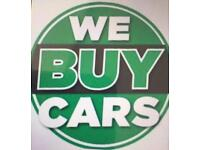 WE BUY ANY CAR FOR CASH TOP PRICES PAID CALL 07469702332