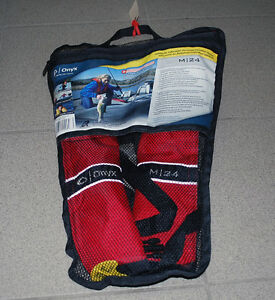 Onyx M-24 In-Sight Manual Inflatable Life Jacket (PFD)