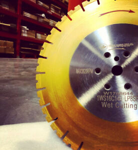 COMBO OFFER- WALL SAW AND HANDSAW PROTECH DIAMOND BLADES