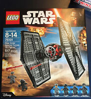 Star Wars Lego First Order Special Forces Tie Fighter TFA new