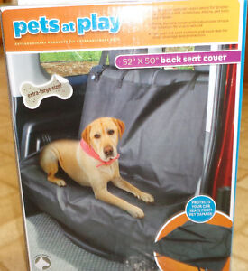 Pet Cover for Back Seat