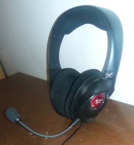 Fatal1ty Creative Gaming Headset HS-800