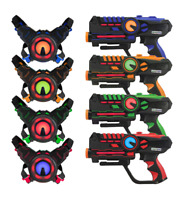Book laser tag for your kids parties