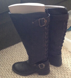 Black Boots Great Condition