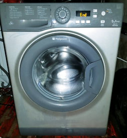 HOTPOINT Washing machine 9kg /1400 Spin.