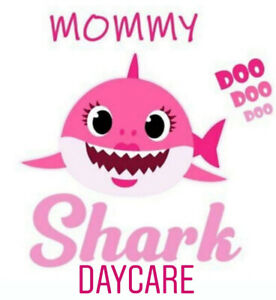 Mommy Shark Daycare