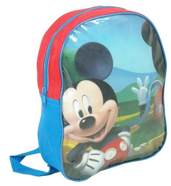 BACKPACK CHILD DISNEY MICKEY 28 CM