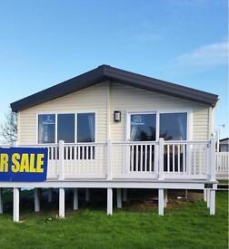 Static Caravan Clacton-on-Sea Essex 2 Bedrooms 6 Berth Willerby Cadence 2014 St