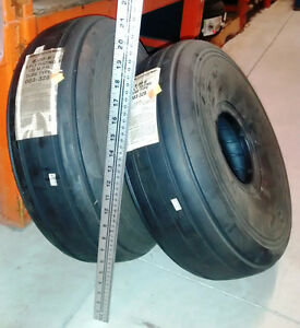 Surplus aircraft tires available