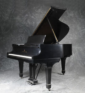 "Steinway Model A 6'2"" Grand Piano"