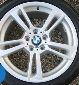 Original 19'' BMW M rims only in Excellent condition