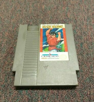 Flying Dragon The Secret Scroll (Nintendo Entertainment System, 1989)