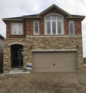 Brand New House for Rent in Kitchener